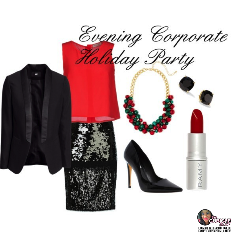 Evening Corporate Holiday Party