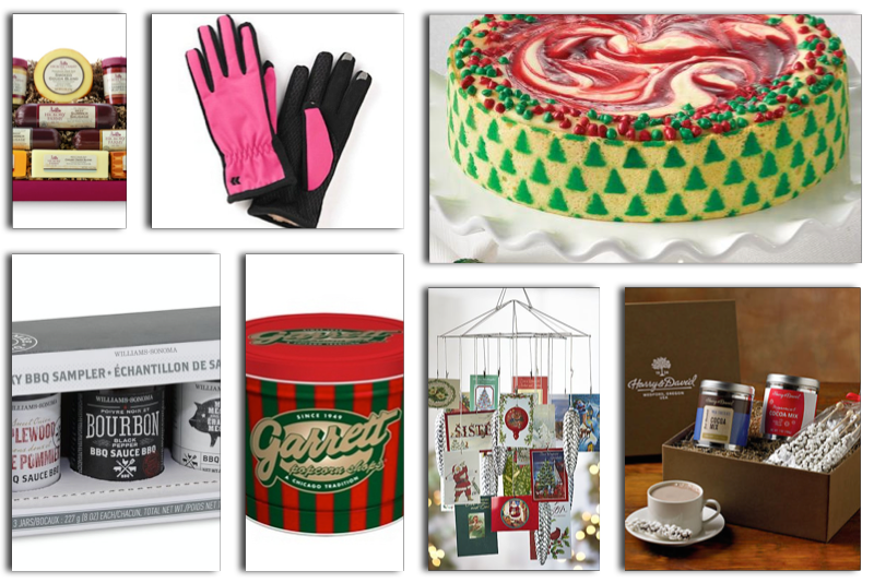 2014 Holiday Gift Guide: Holiday Hostess Gift Ideas + Isotoner SmarTouch Gloves Giveaway