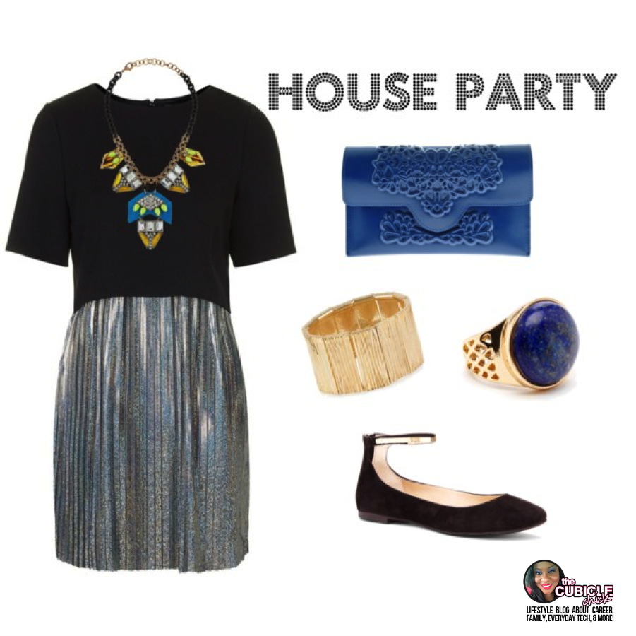 House Party What to Wear New Years Eve