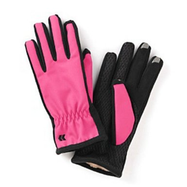 Isotoner SmarTouch Women's Gloves in PINK