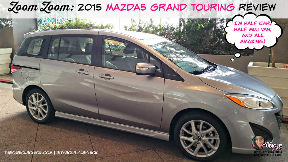 Mazda5 Grand Touring Review