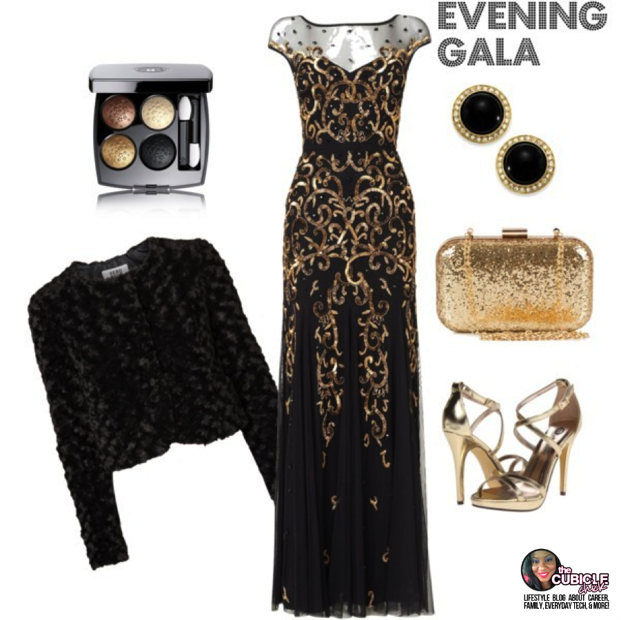 New Year's Eve Outfit – Accessories for the Gala!