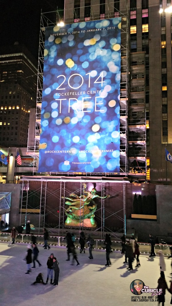 Rockefeller Center 2014 Tree