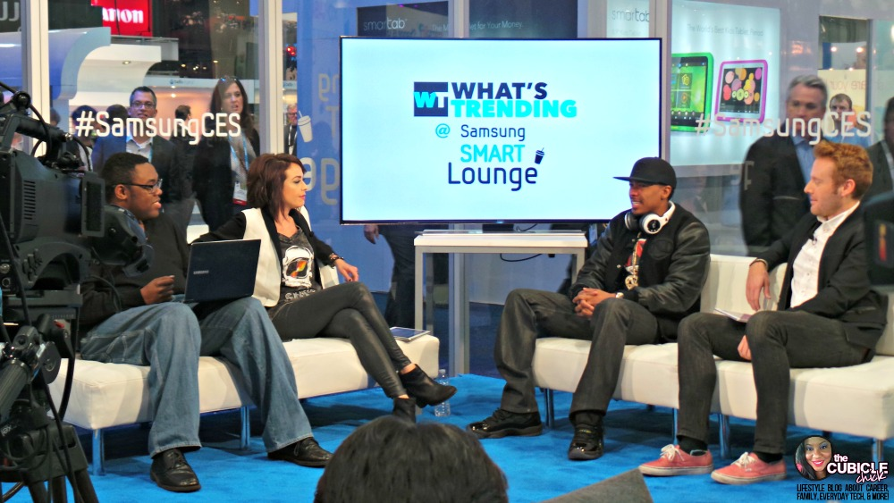 Samsung CES Nick Cannon