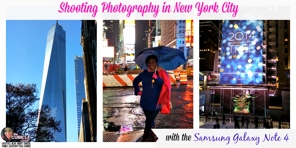 Shooting Photography in New York City with the Samsung Galaxy Note 4