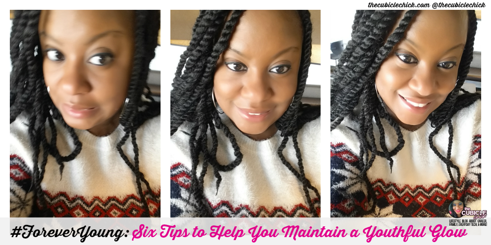 Six Tips to Help You Maintain a Youthful Glow