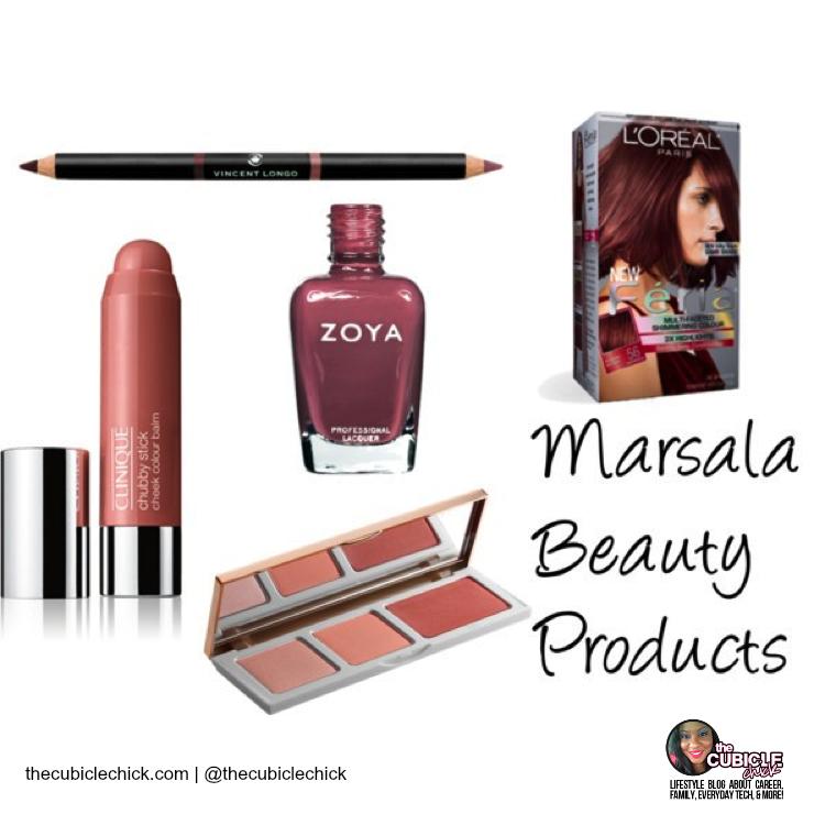 Marsala Beauty Products