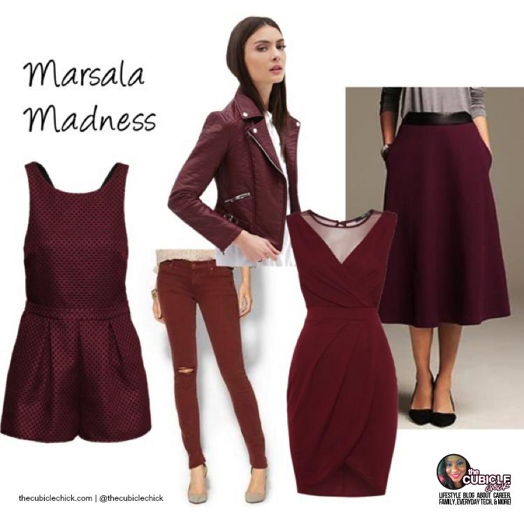 Marsala Madness