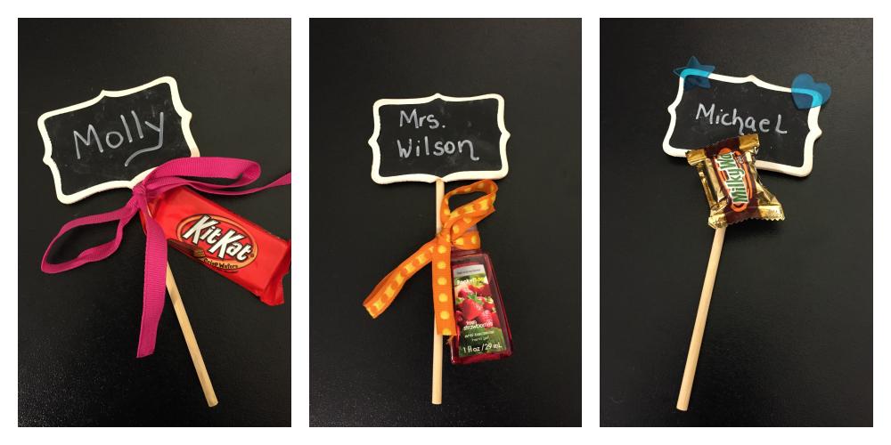 Fun Chalkboard Valentines for Kids DIY Craft