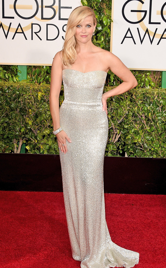 Reese Witherspoon 2015 Golden Globes
