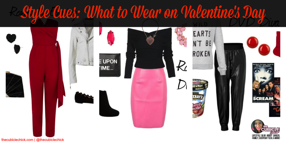 Style Cues What to Wear on Valentine's Day