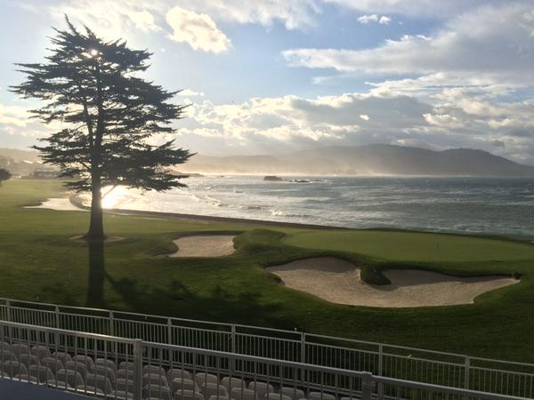 Peek Inside The Foursome's AT&T Pebble Beach National Pro-Am VIP Experience #ATTPROAM #ATTBlogger {Sponsored}