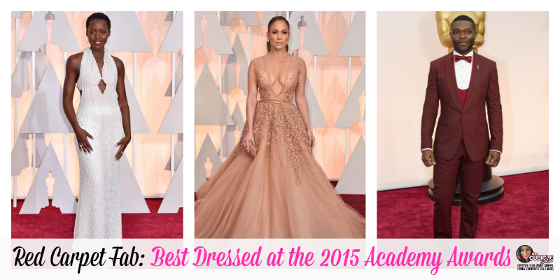 Best Dressed at the 2015 Academy Awards