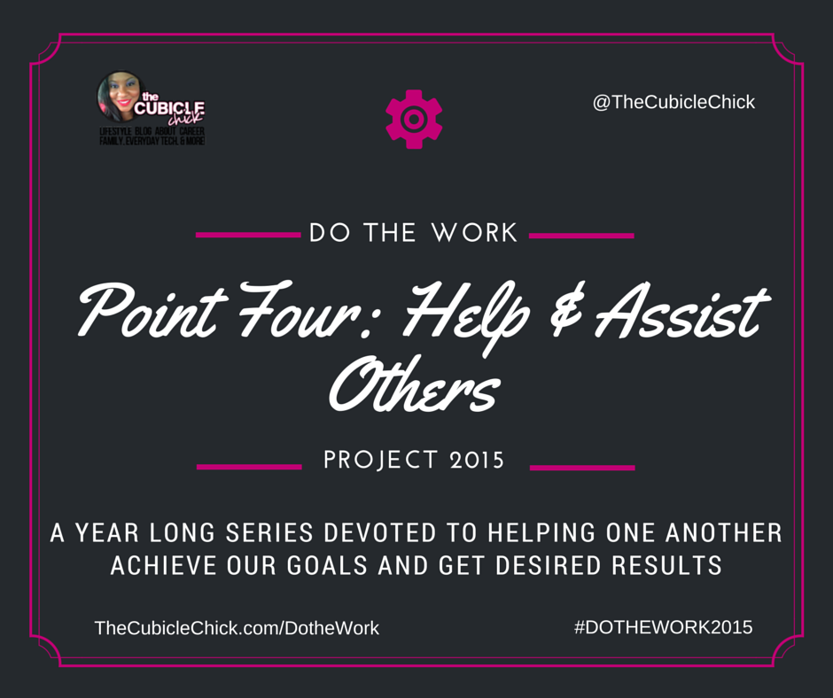 Protected: Point Four: Help and Assist Others #DotheWorkProject2015