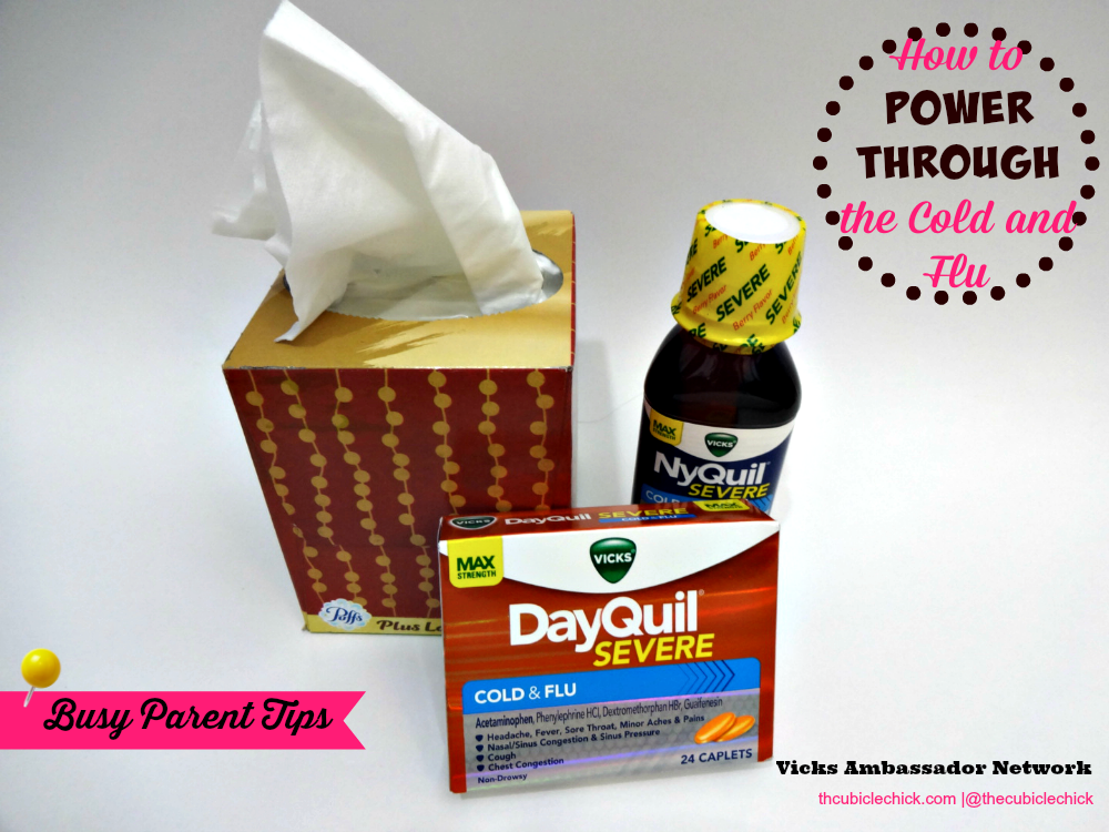 How to Power Through the Cold and Flu