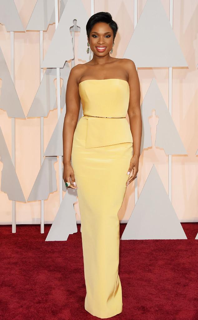 Jennifer Hudson 2015 Oscars