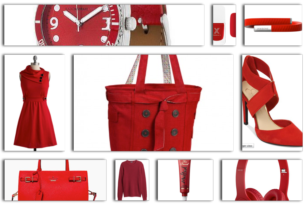 10 Tech and Style Ideas for Go Red for Women National Wear Red Day
