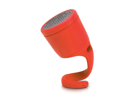 Giveaway: Celebrate Your Sweetheart with #ATTSTL Red Boom Swimmer Bluetooth Speaker