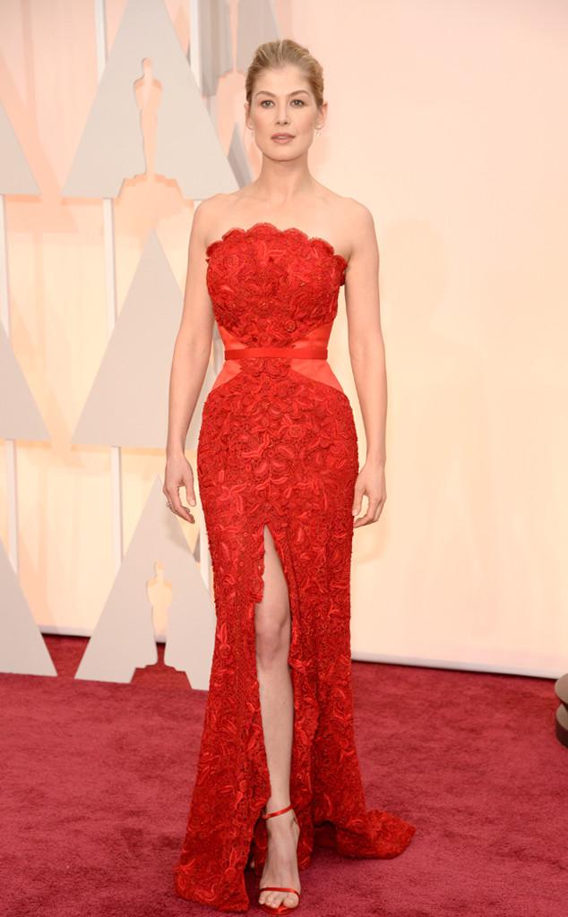 Rosamund Pike 2015 Oscars
