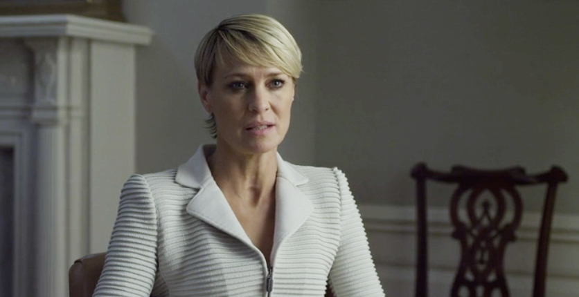The Women of House of Cards: Are You a Claire, a Jackie, or a Heather?