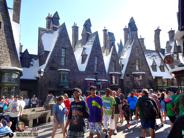 Hogsmeade Islands of Adventure