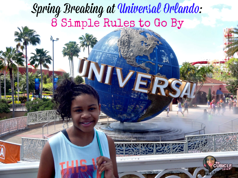 Spring Breaking at Universal Orlando 8 Simple Rules to Go By