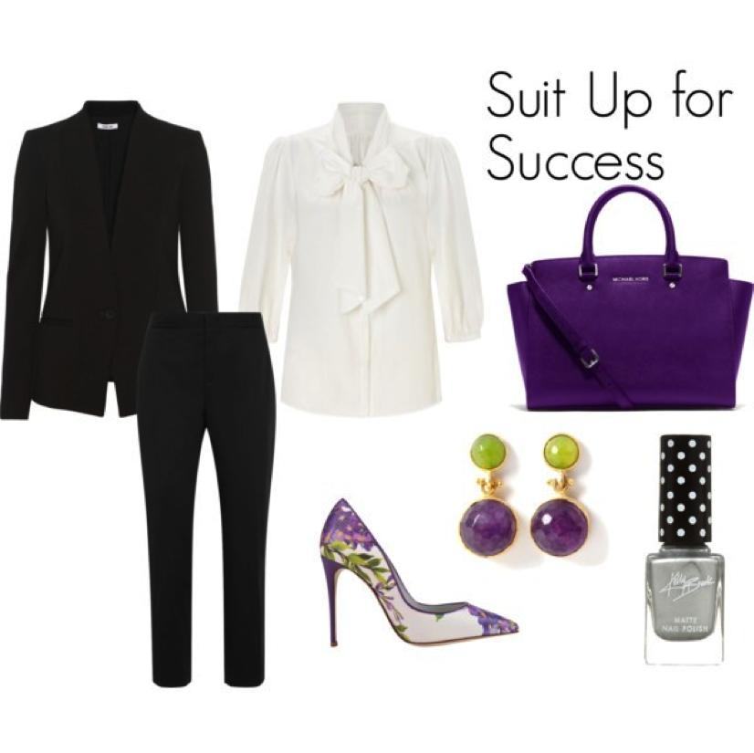 Suit Up for Success