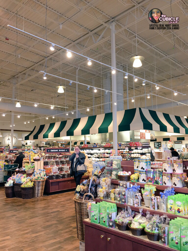 My First Visit to The Fresh Market St. Louis