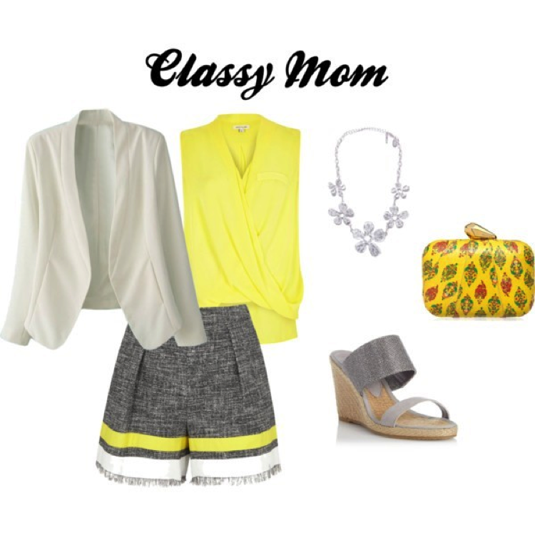 Classy Mom Mother's Day