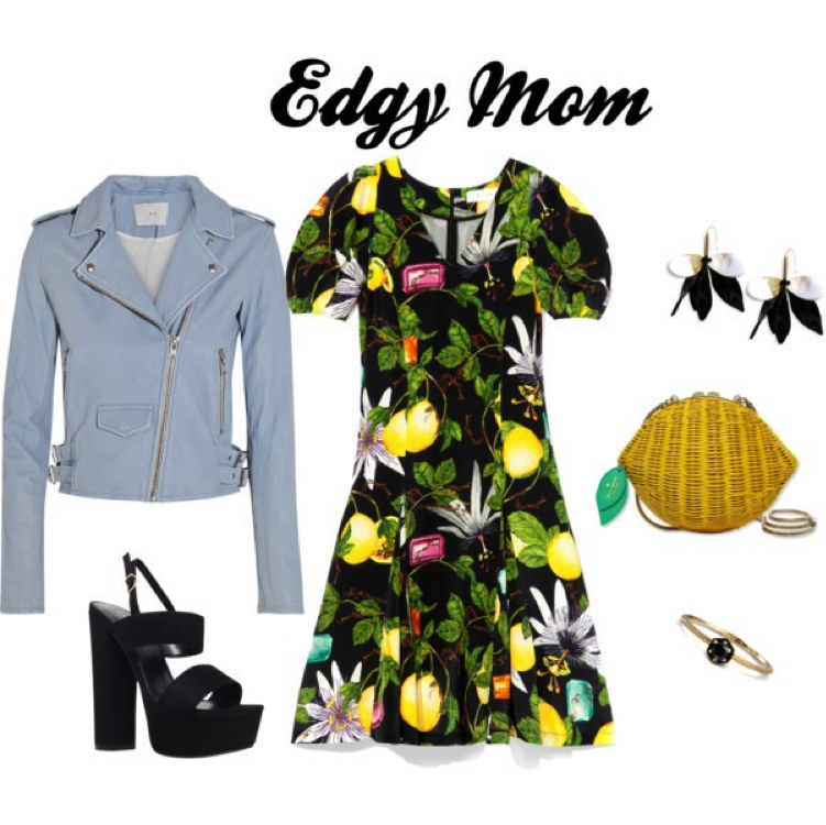 Edgy Mom Mothers Day