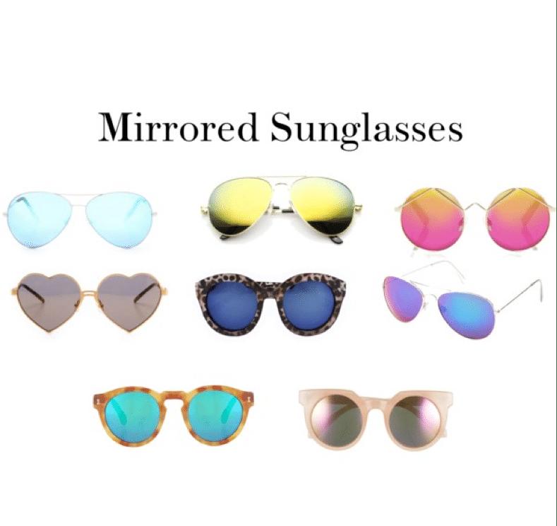 MirroredSunglasses