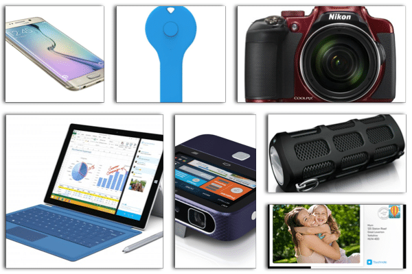 The Cubicle Chick 2015 Summer Tech List Must Haves
