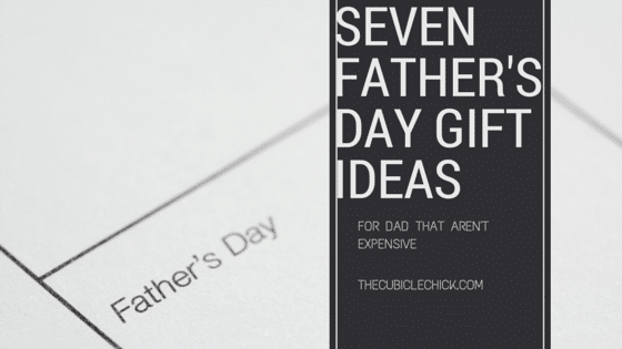 sevenFather'sDay giftideas