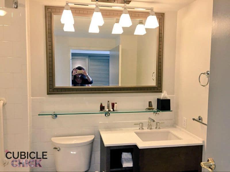 Marriott St Louis Grand Bathroom