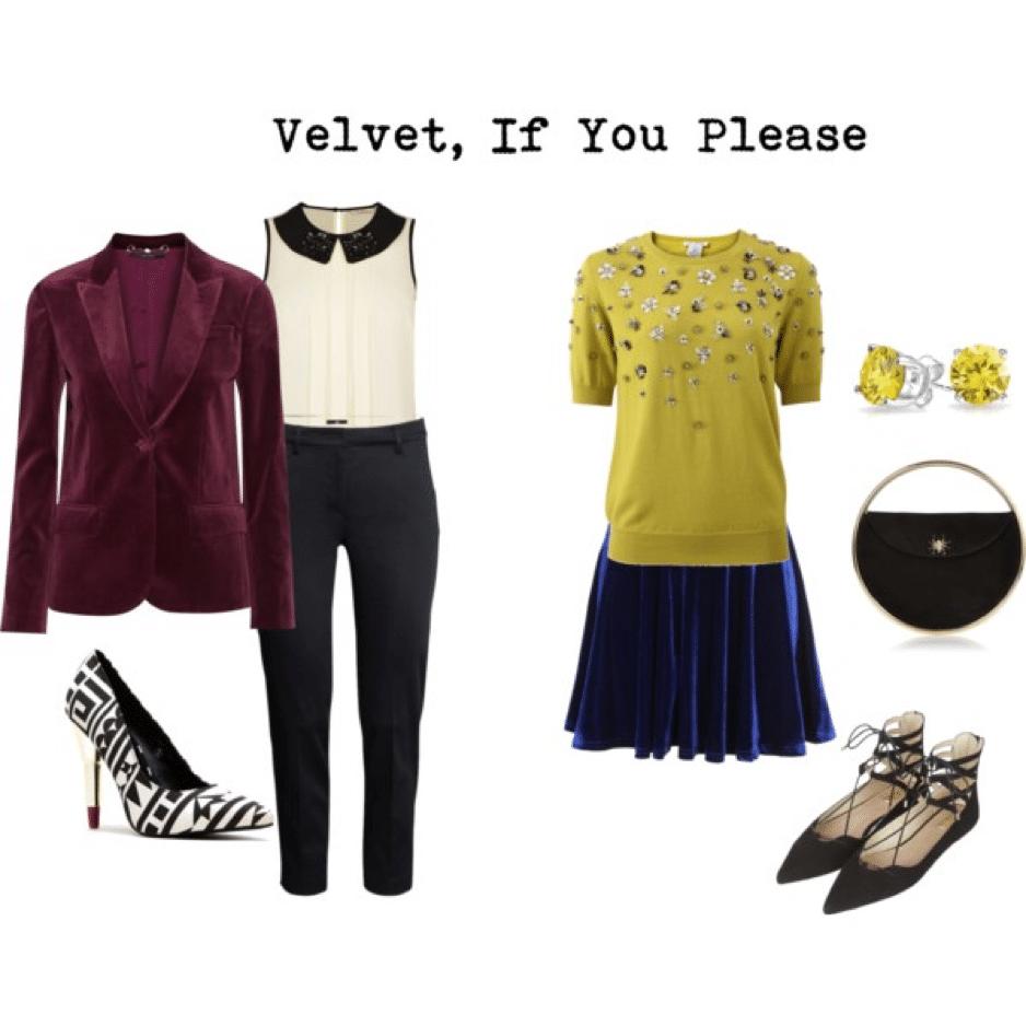 Velvet If You Please