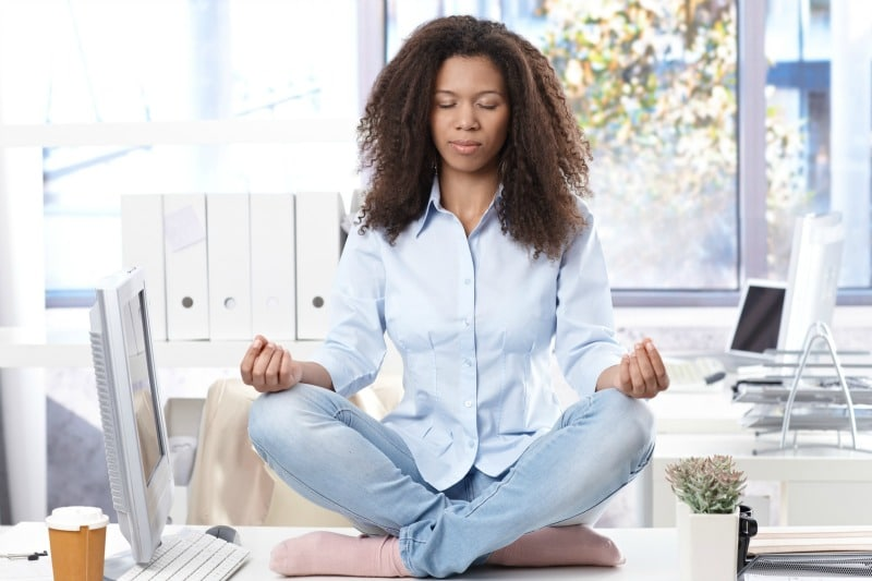 Four Simple Ways to Find Your Calm at Work