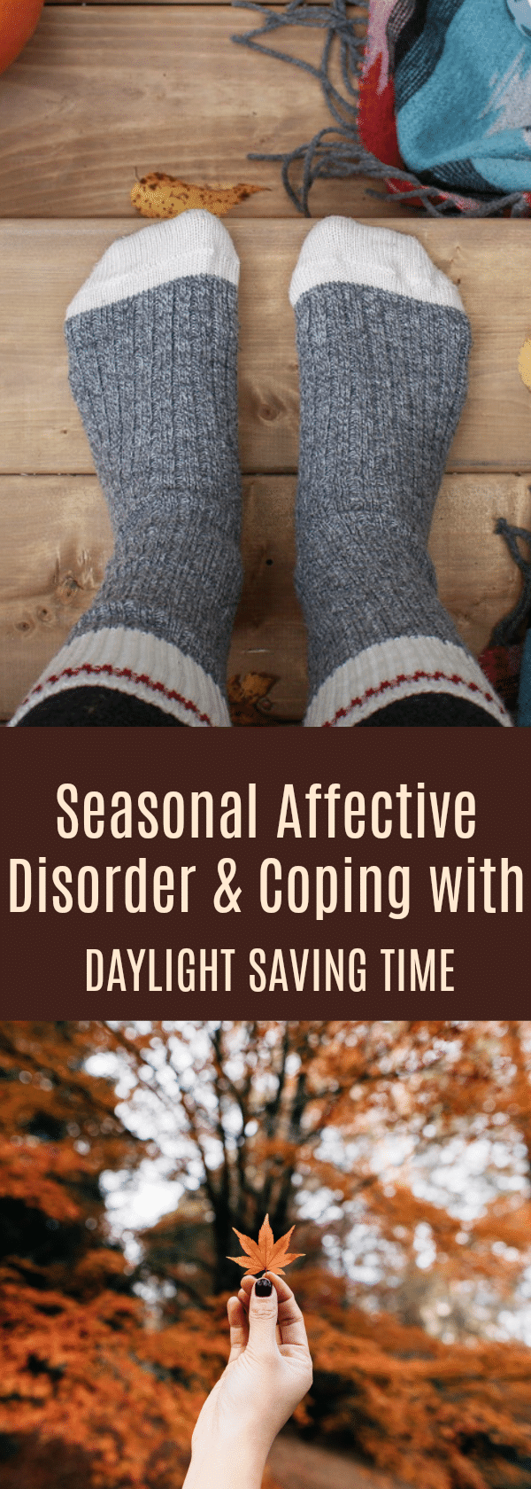 Winter blahs or Seasonal Affective Disorder (SAD) affects many people around this time of the year.