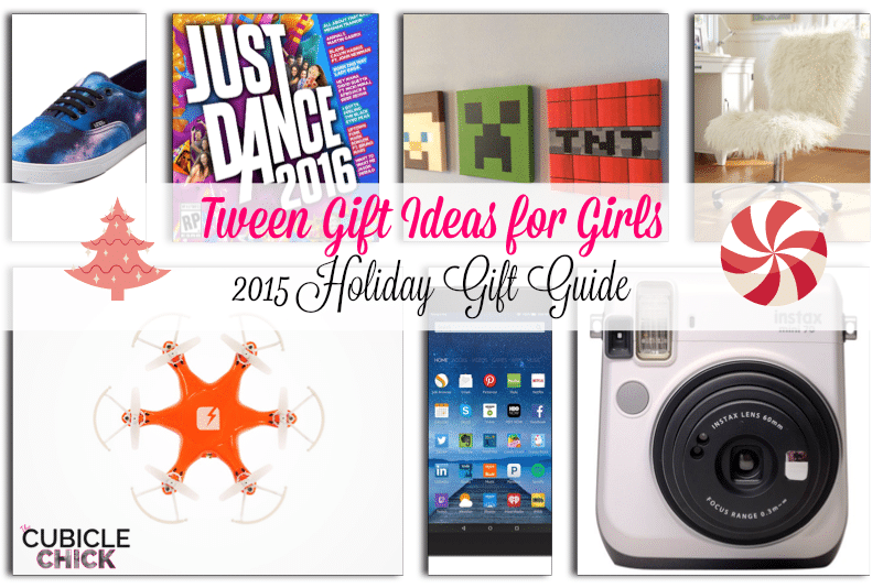 2015 Holiday Gift Guide for Tween Girls
