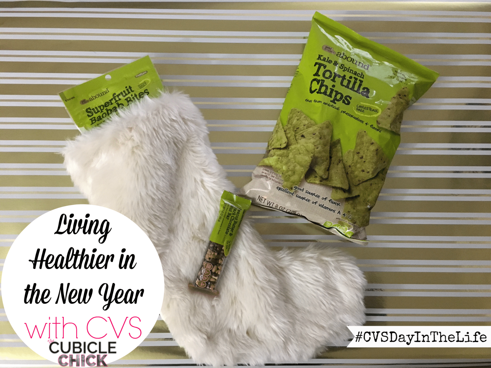 Living Healthier in the New Year with CVS