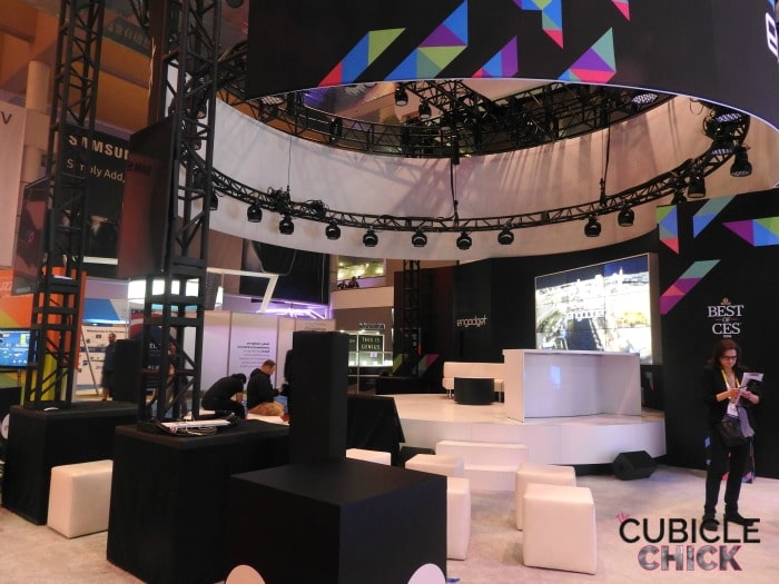 CES 2016 Behind the Scenes
