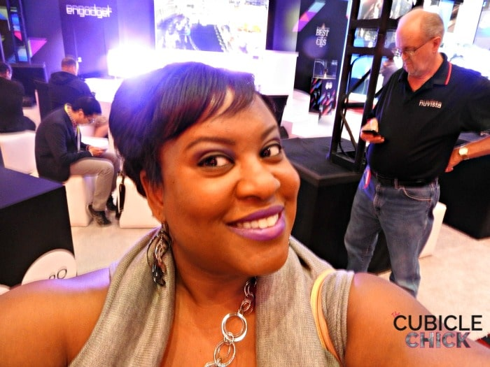 The Cubicle Chick CES 2016