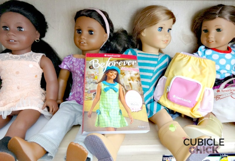 American Girl Unveils New Beforever Doll Melody Ellison