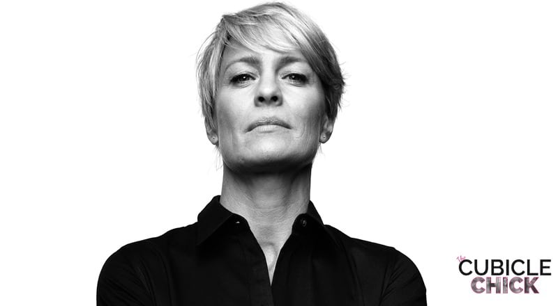Don't Be a Claire Underwood. Here's Why. #HouseOfCards