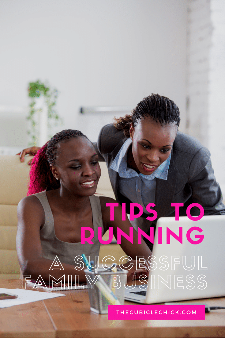 5 Tips to Running a Successful Family Business