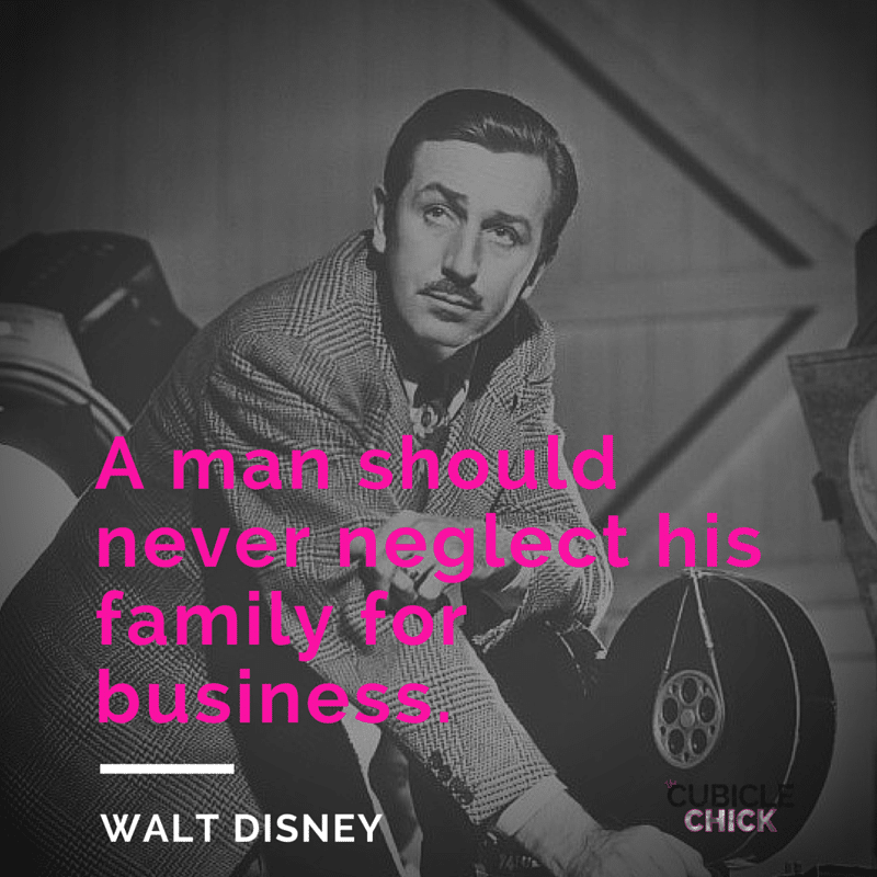 Five Defining Walt Disney Quotes to Work By