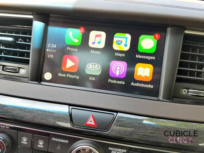 Apple CarPlay Kia