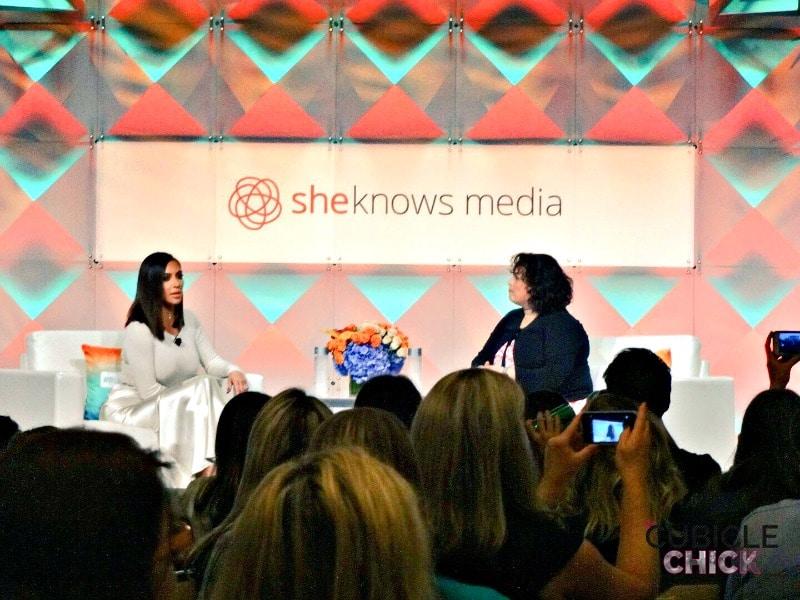 BlogHer 2016 Kim Kardashian West keynote