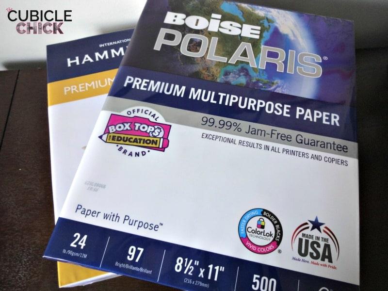 Boise POLARIS Multipurpose paper