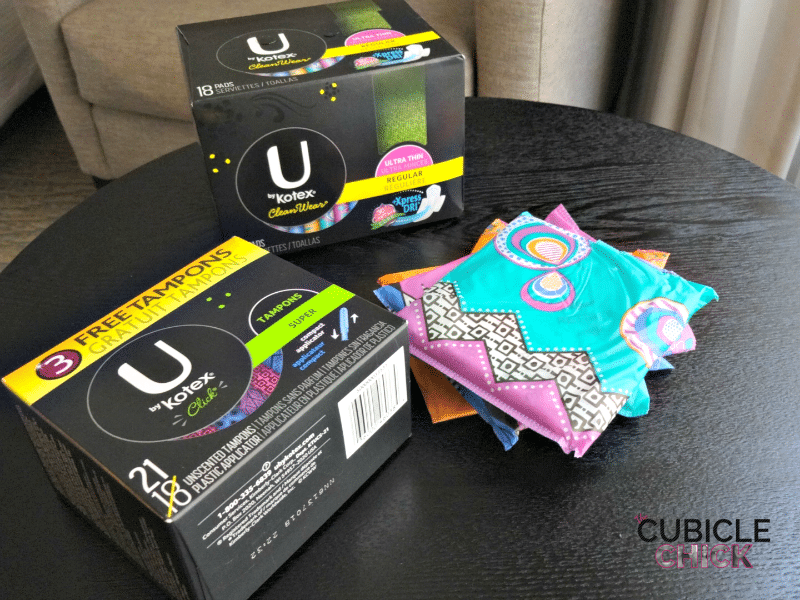 Power to the Period! #PeriodProjects (Sponsored) @UByKotex
