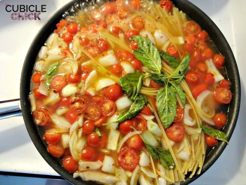 one-pan-pasta-meal